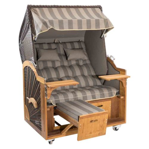 Strandkorb 135cm comfort